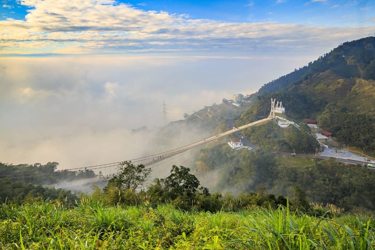 Taiping Bridge, Chiayi County, Taiwan