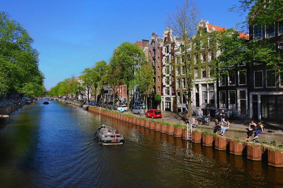 Roadtrip Amsterdam